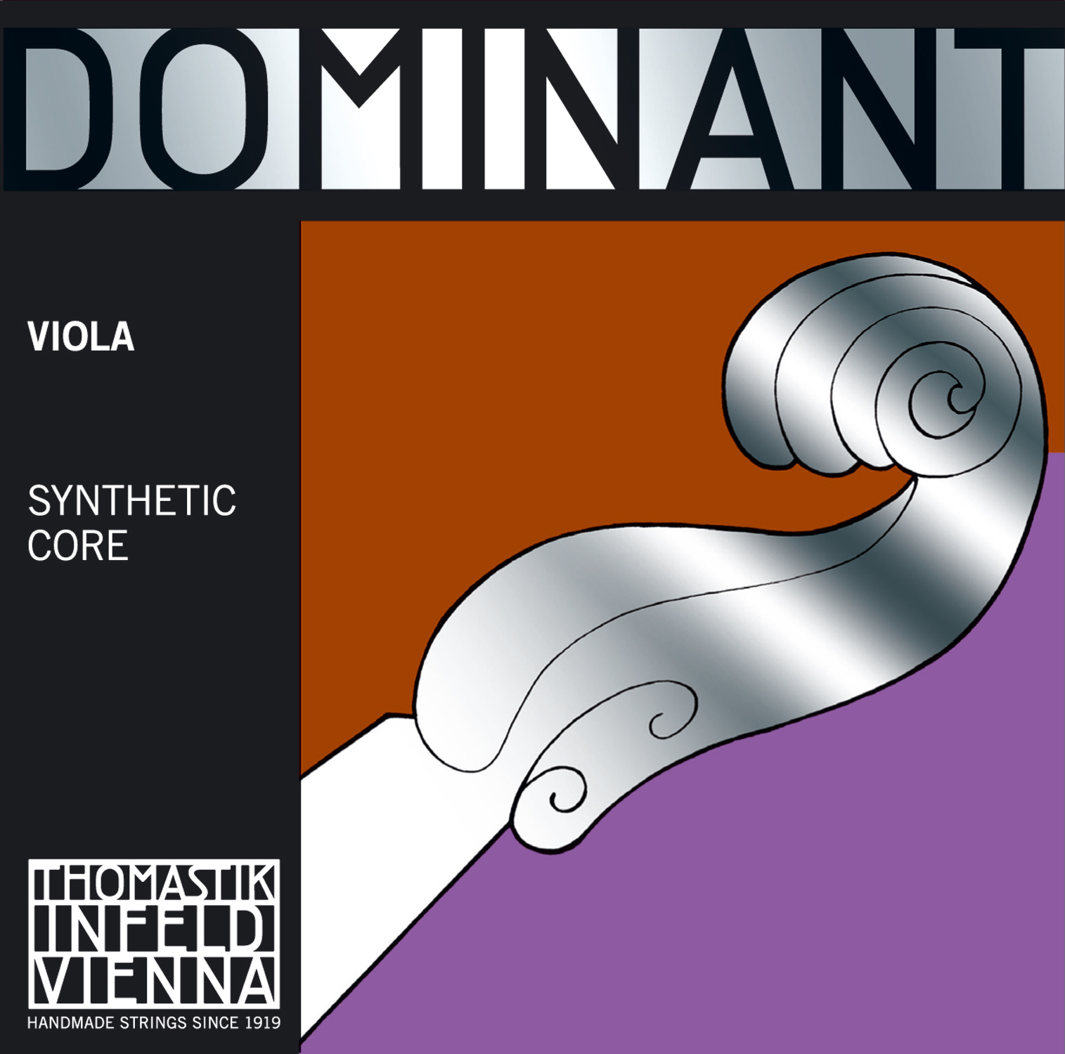 Dominant Viola C Silver Wound 1/2