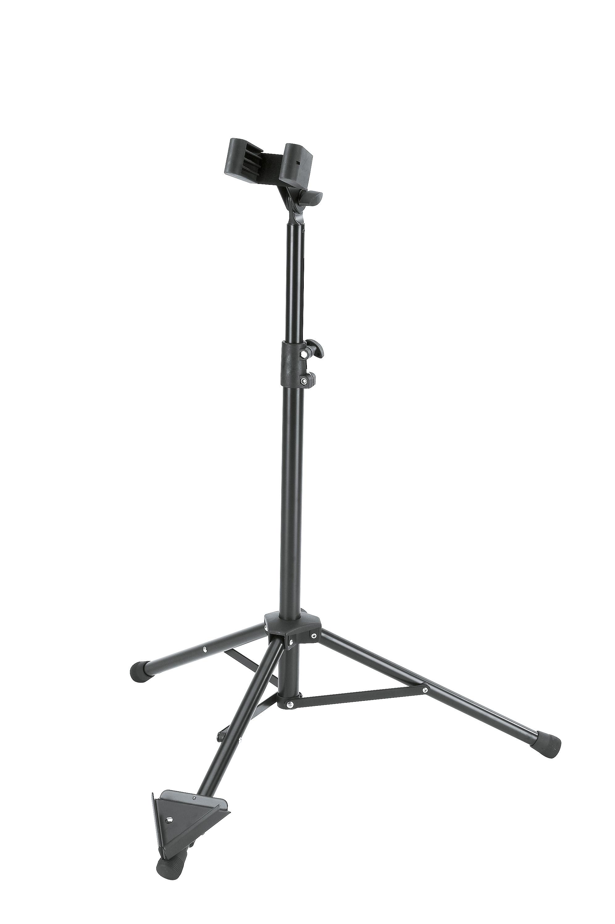 K&M Bass Clarinet Stand Black