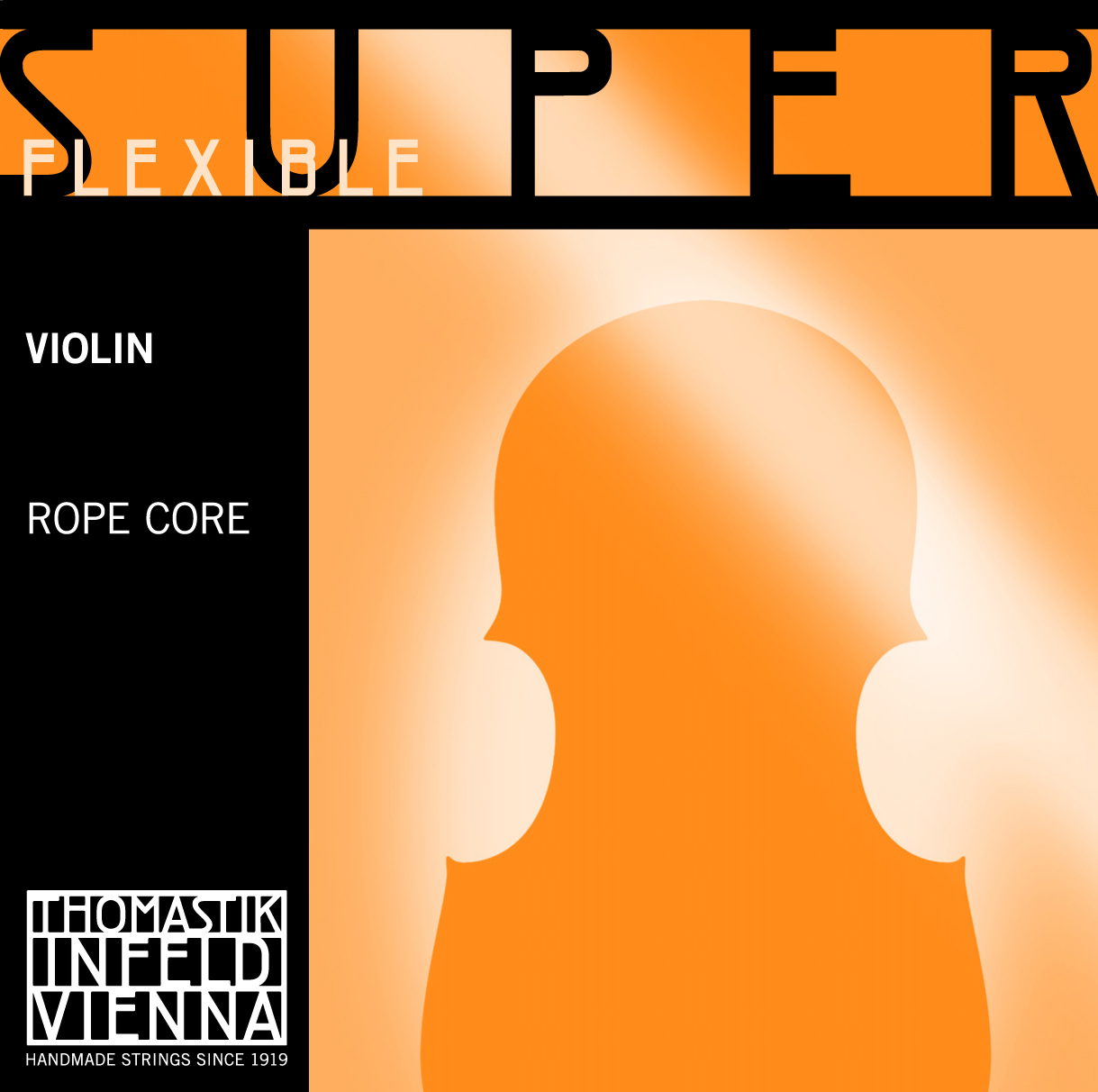 SuperFlexible Violin SET 4/4 8,10,12,13