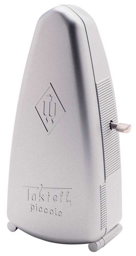 Wittner Metronome Taktell Piccolo Silver