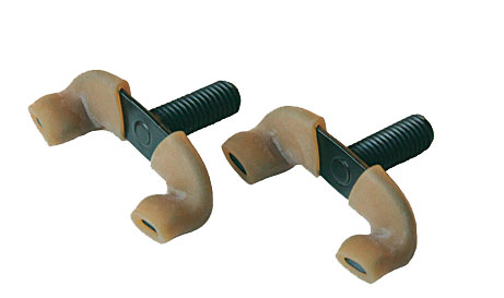 Wolf Spares - Spare Feet Pack of 2 For Shoulder Rests