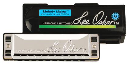 Lee Oskar Harmonica Melody Maker D