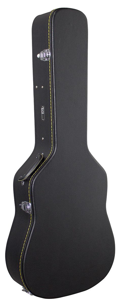 TGI Case Wood Acoustic Guitar