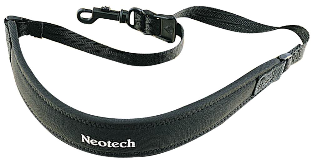 Neotech Classic Strap Swivel Hook Black Junior