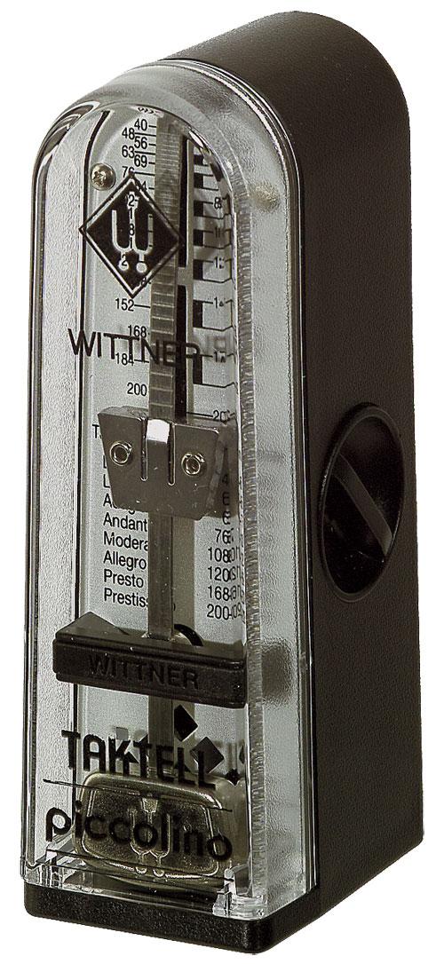 Wittner Metronome Taktell Piccolino Black
