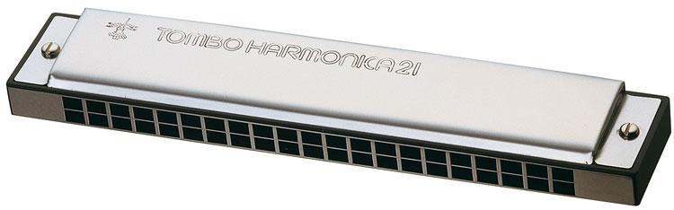 Tombo Harmonica Band 21 E