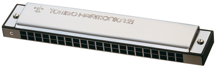 Tombo Harmonica Band 21 G