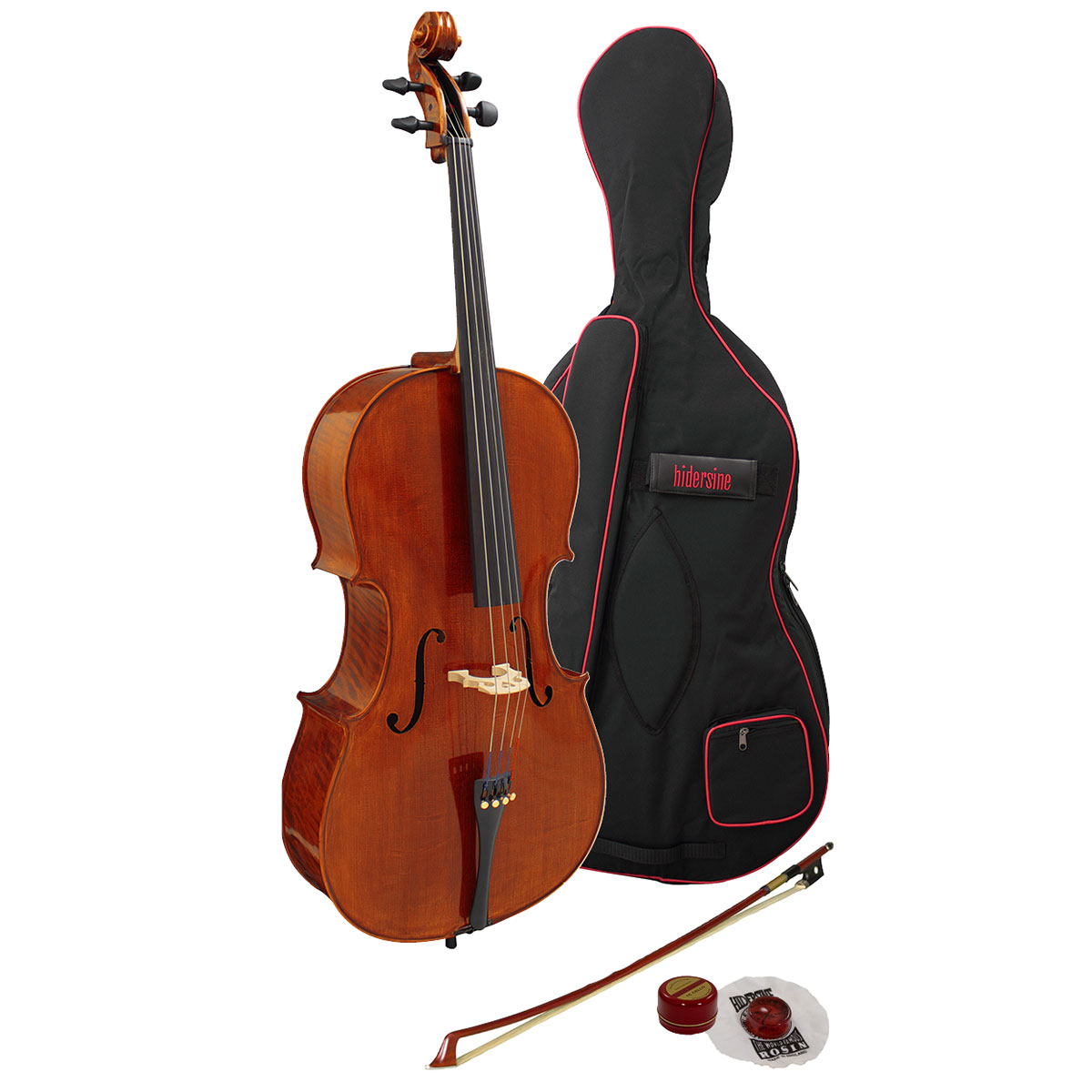 Hidersine Cello Piacenza Finetune 4/4 Outfit