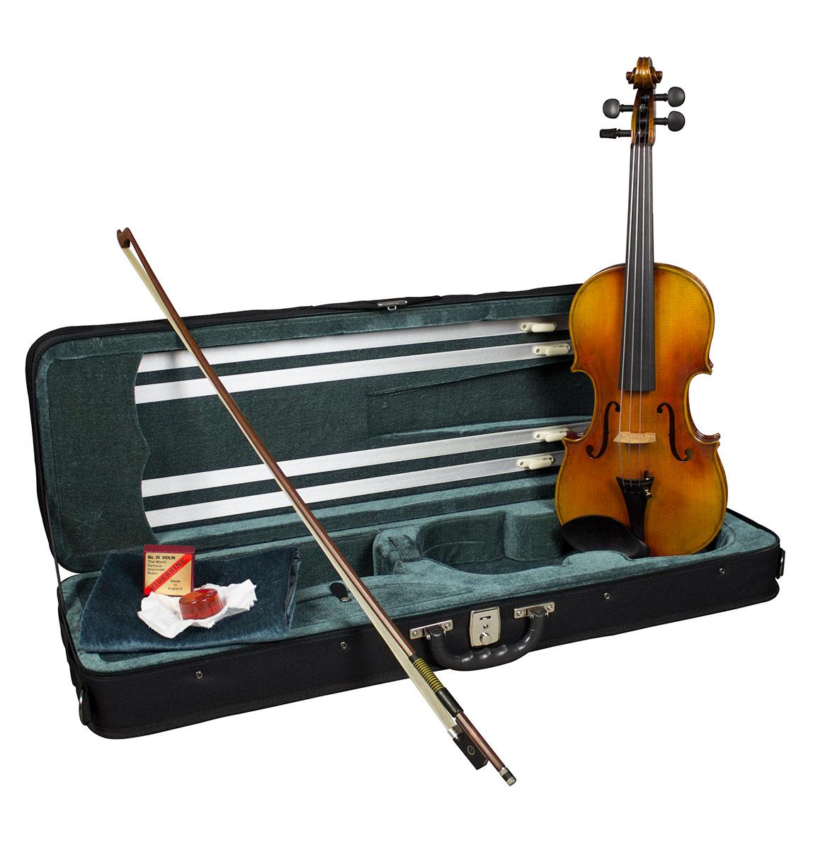 Hidersine Violin Veracini Finetune Outfit