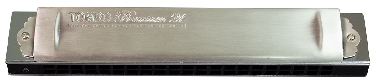 Tombo Harmonica Premium 21 A - Ltd Edition