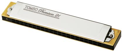 Tombo Harmonica Premium 21 C