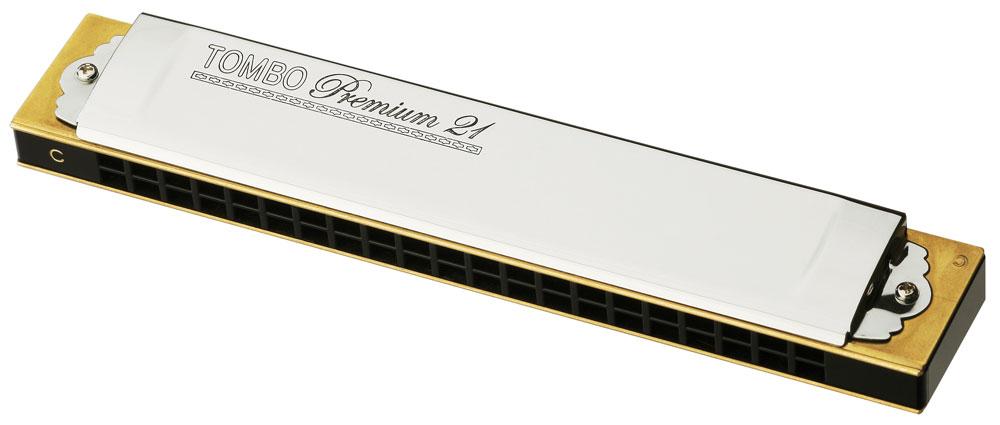 Tombo Harmonica Premium 21 D