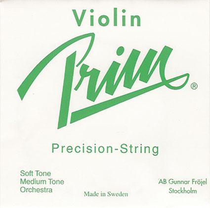 Prim Violin E - Orchestral