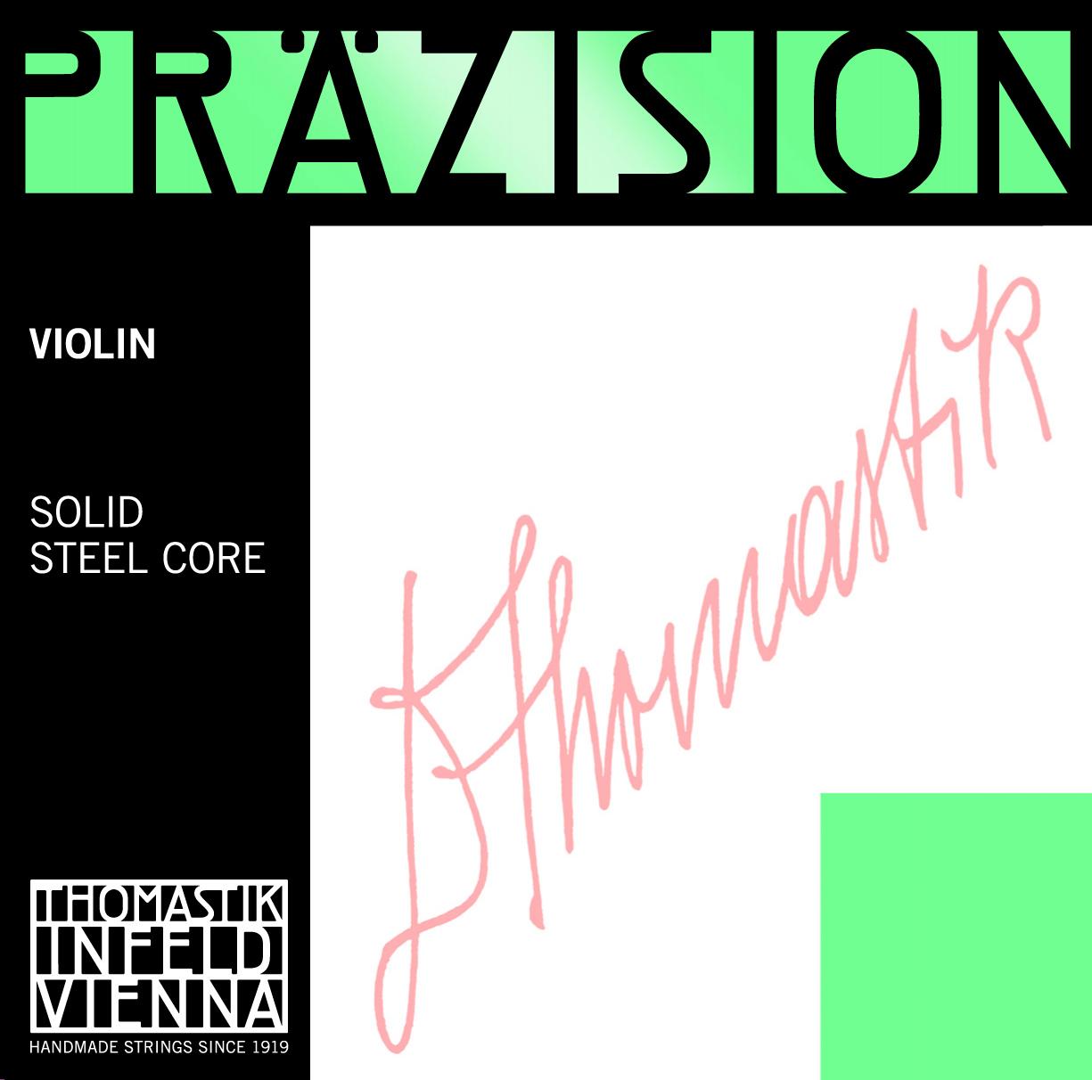 Precision Violin D Steel 1/16 R