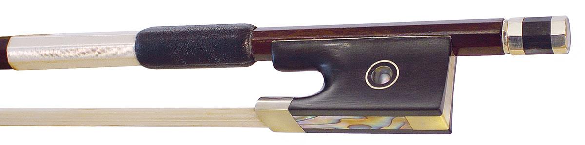 Hidersine Bow Violin 4/4 Pernambuco Octagonal