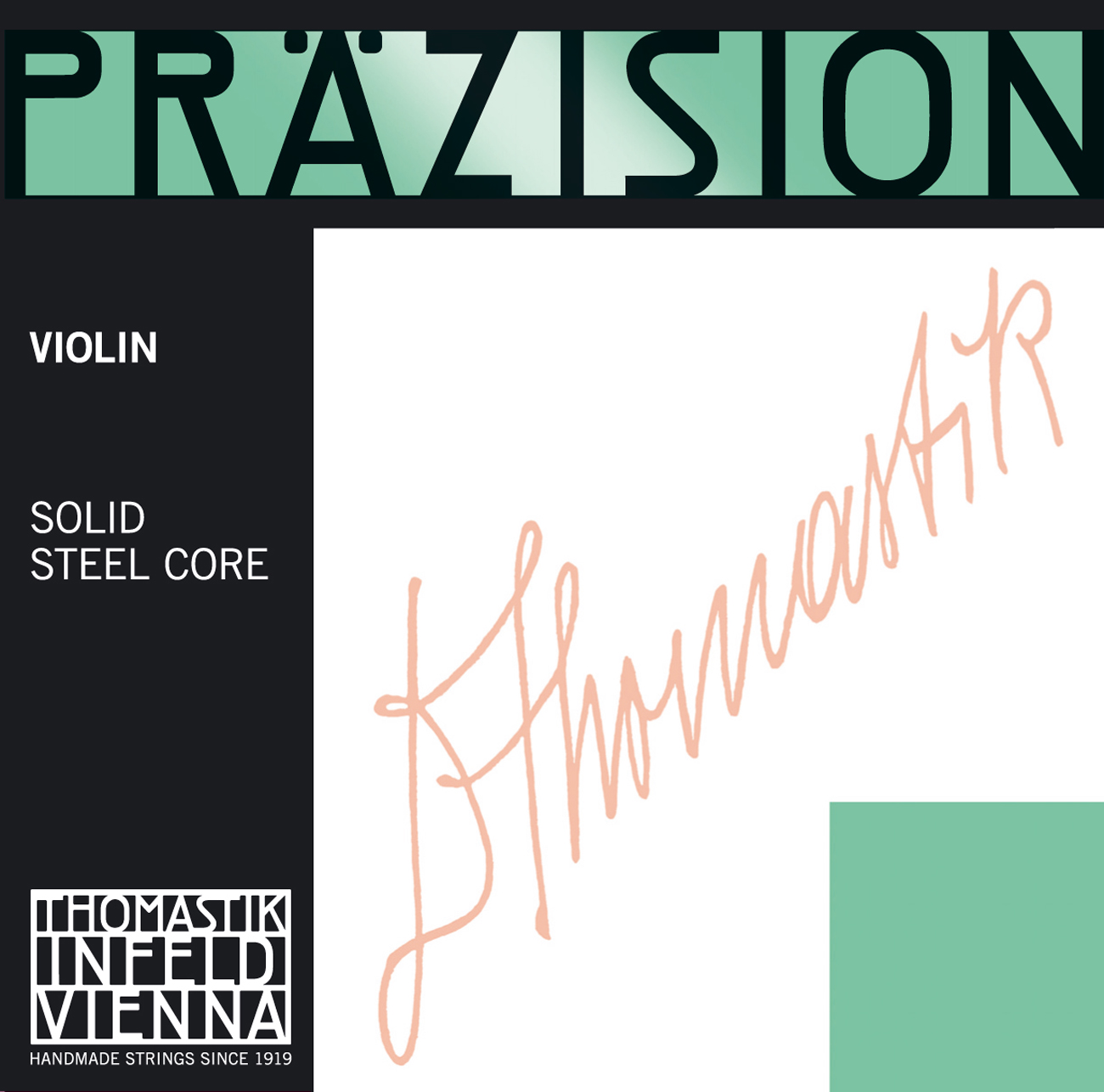 Precision Violin G Chrome 1/8 R