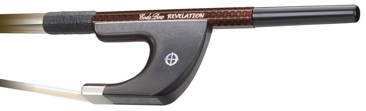 CodaBow Revelation Double Bass Bow - German Style