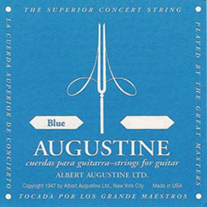 Augustine Blue Label E Low String