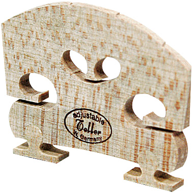 Violin Bridge Teller Adjustable Low 4/4