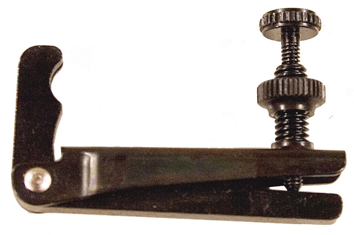 Wittner String Adjuster Viola Black