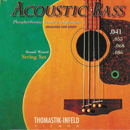 Thomastik Acoustic Bass SET 4 String