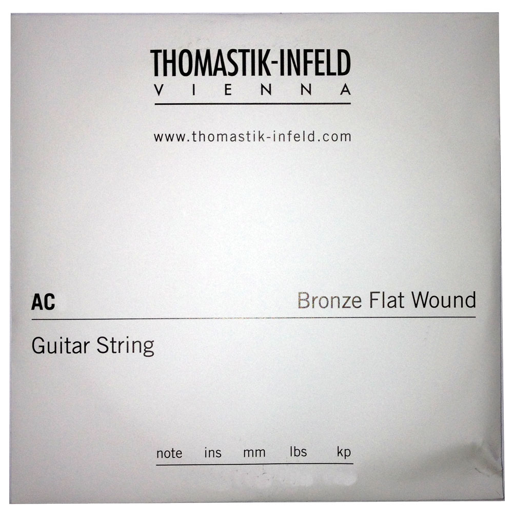 Thomastik Plectrum String 041 Bronze Wound
