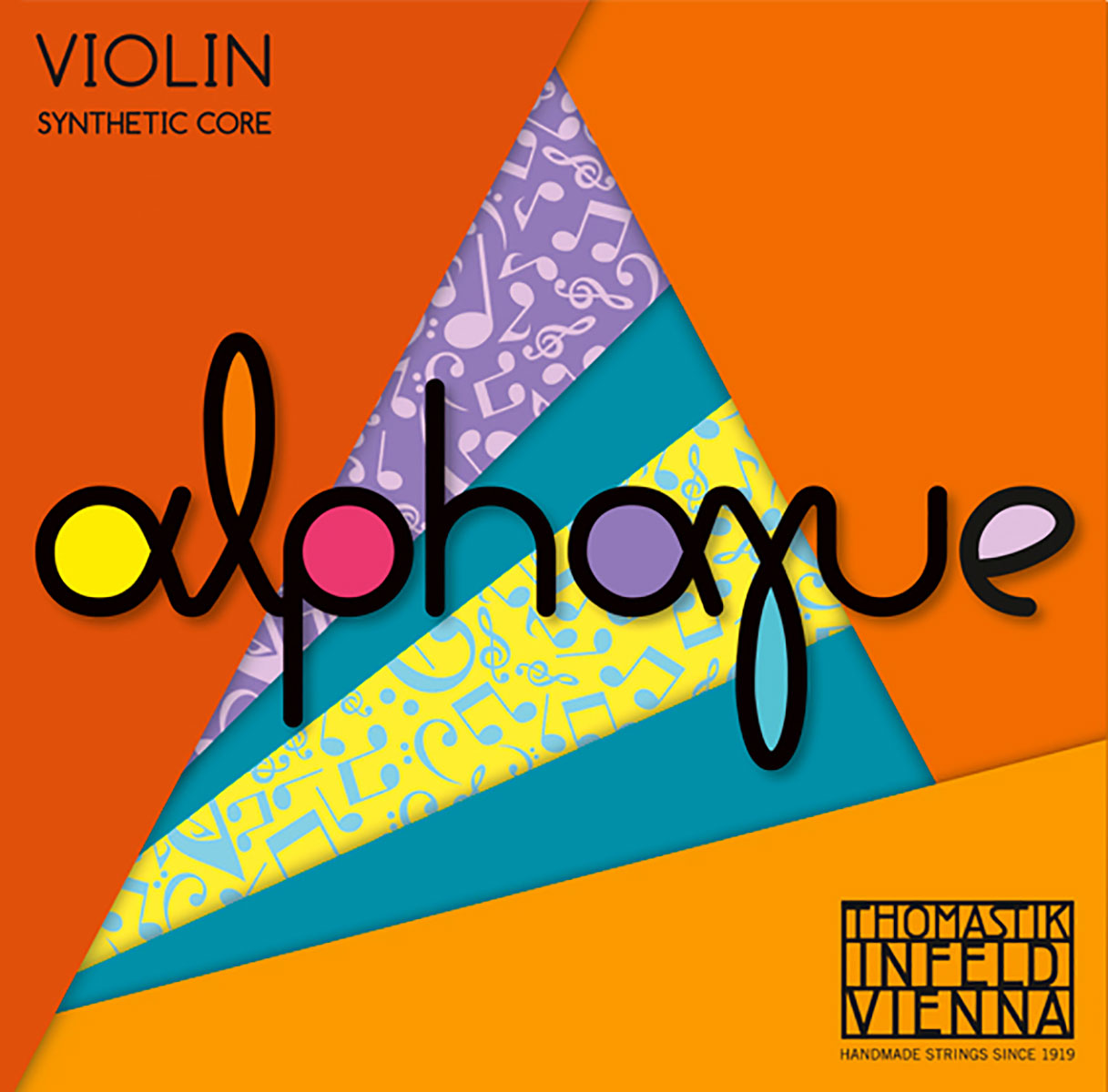 Alphayue Violin String E - 1/4