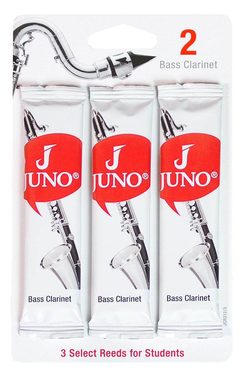 Juno Reeds Clarinet Bass 2 Juno 3 PK
