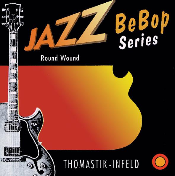Thomastik Jazz Bebop SET Gauge 13