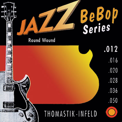 Thomastik Jazz Bebop SET Gauge 14