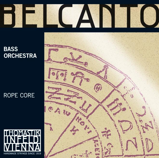 Belcanto Solo Double Bass A String R