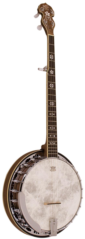 Barnes and Mullins Banjo 5 String Empress Model