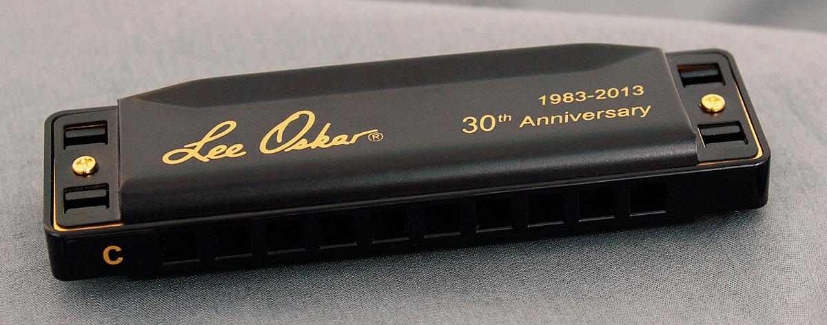 Lee Oskar Harmonica 30th Anniversary Limited Edition
