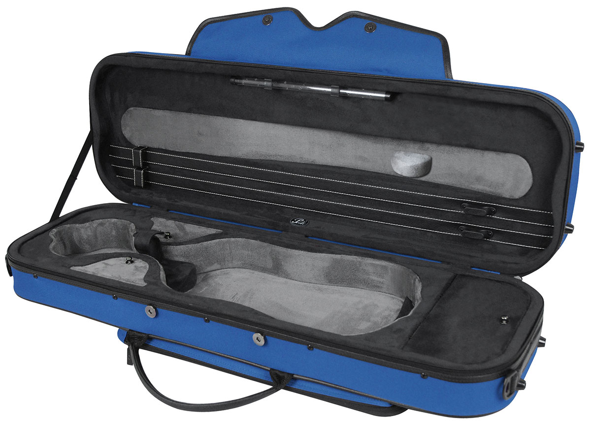 Pedi Case Violin Blue