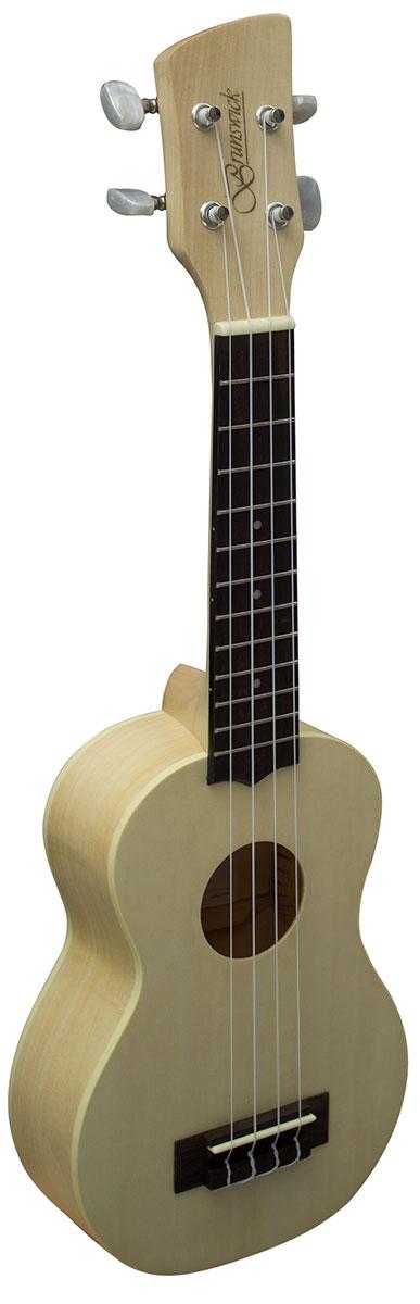 Brunswick Ukulele Soprano Maple