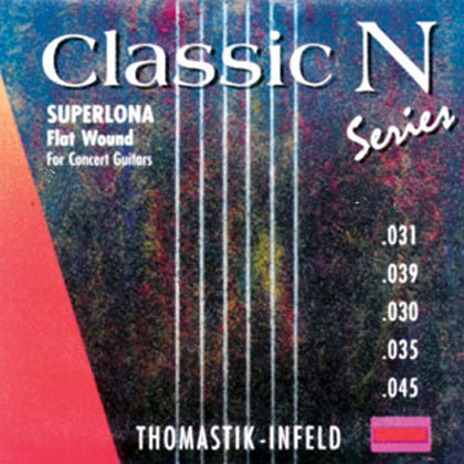 Thomastik Classic N SET Flatwound High Tension