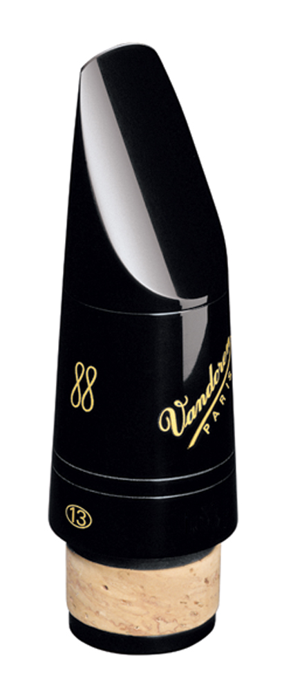 Vandoren Mouthpiece Clarinet Bb 13 Series Profile 88 B40LYRE