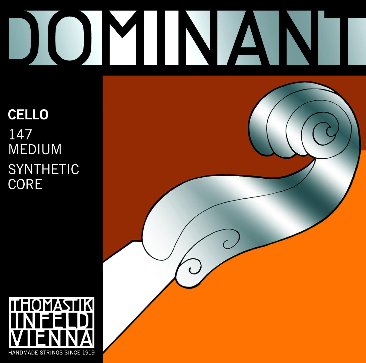 Dominant Cello SET 142,143,144,145 1/8