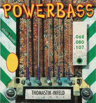 Thomastik Power Bass SET 4 String