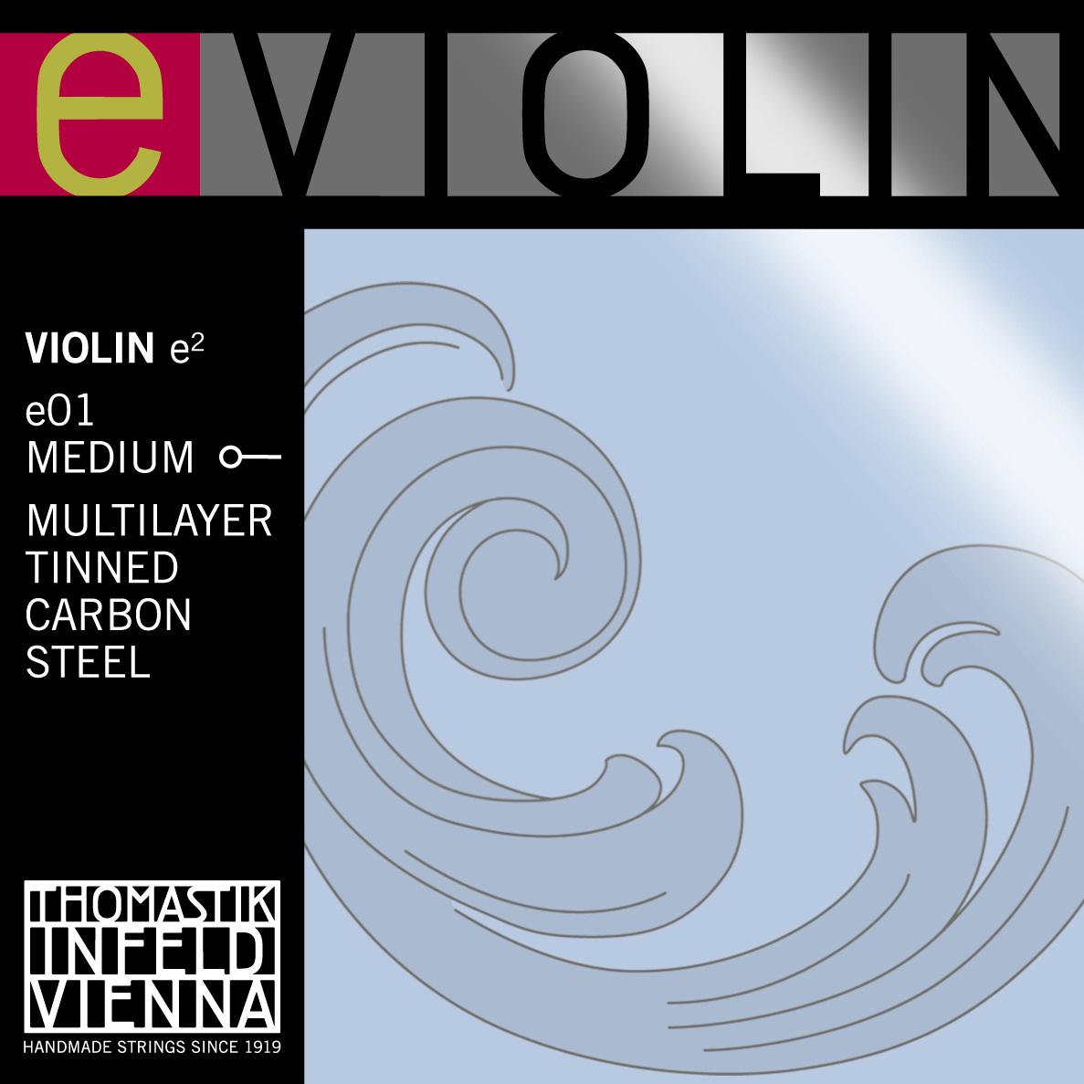 Special Programme Violin E 4/4 - Strong