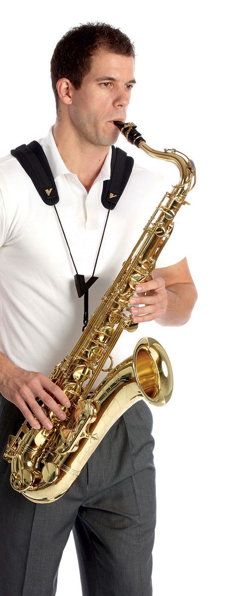 Vandoren Saxophone Strap - Universal X-Long