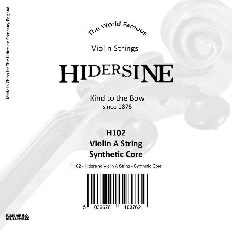 Hidersine Violin A Synthetic Core 1/2 - 1/4
