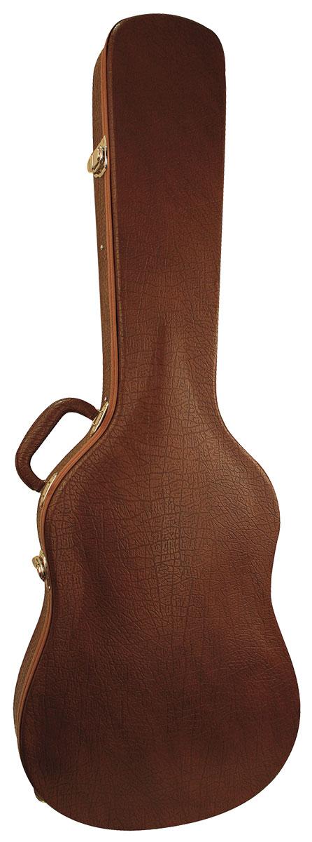 Hofner Case Club Guitar Case - Brown