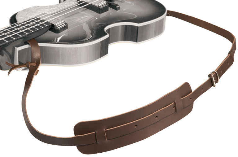 Hofner Strap Vintage Leather