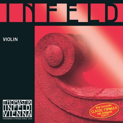 Infeld Red Violin A
