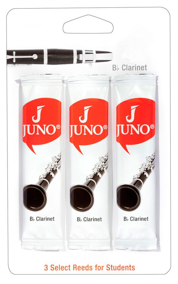 Juno Reeds Clarinet Bb 2 Juno 3 PK