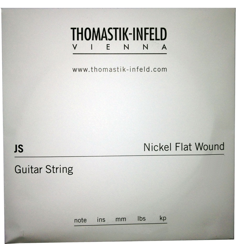 Thomastik Jazz Swing String G Flatwound 0 018
