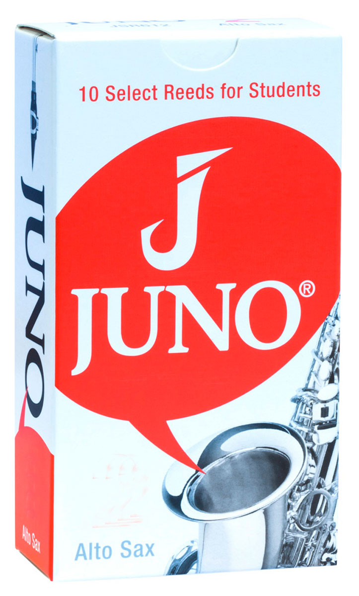 Juno Reeds Alto Sax 2 5 Juno 10 Box