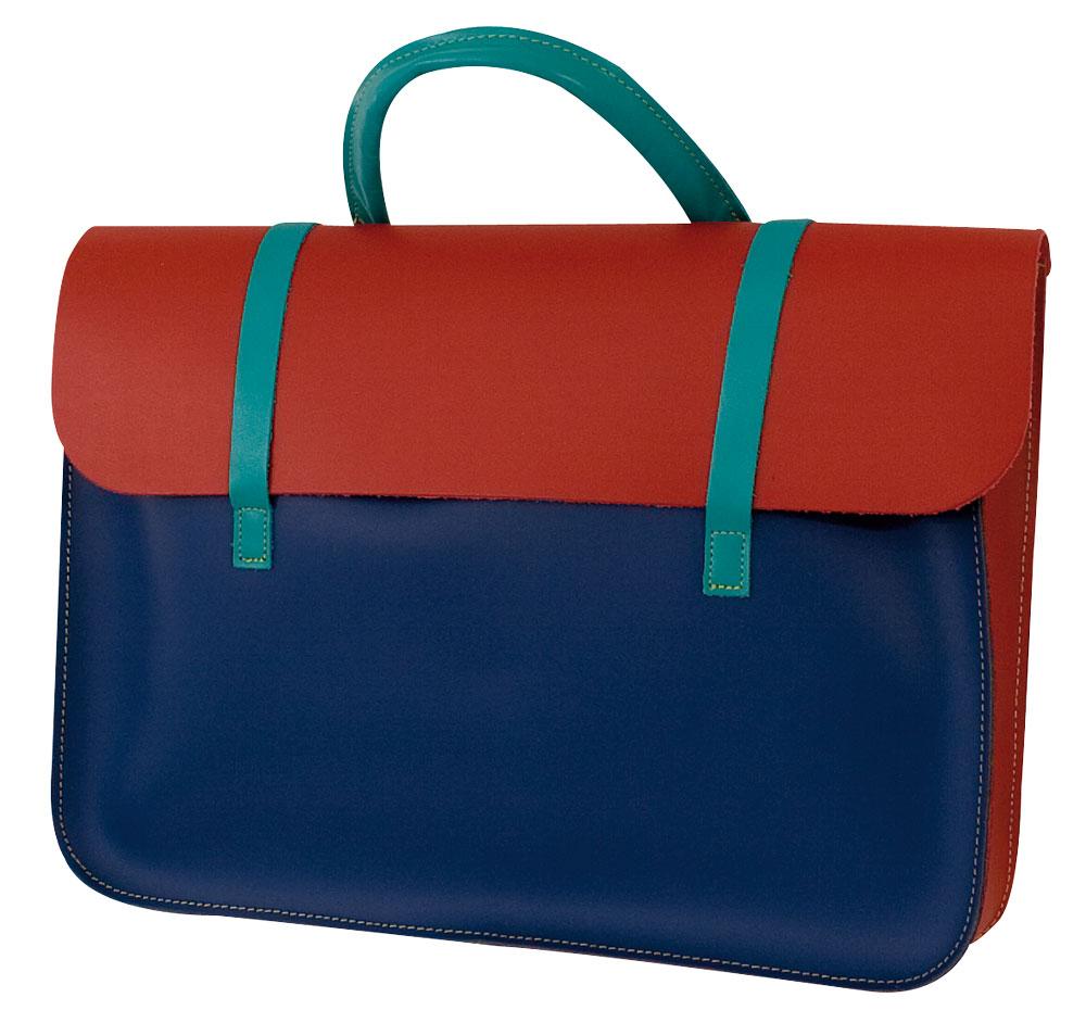 Music Case Leather - Multi Coloured