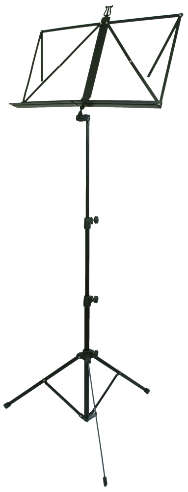 TGI Music Stand Student Series Black
